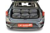 Kofferbak tassenset voor Volkswagen T-Roc (A1) 5 deurs vanaf 2017 Carbags_11