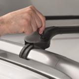 Dakdragers Modula Volkswagen Touran 5 deurs MPV 2003 t/m 2015 met open dakrails_11