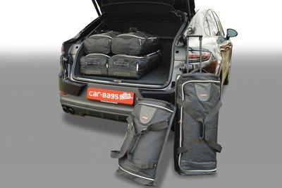 Kofferbak tassenset voor Porsche Cayenne Coupé (PO536) SUV vanaf 2019 Carbags