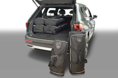 Kofferbak tassenset voor Seat Tarraco (KN) SUV vanaf 2018 Carbags