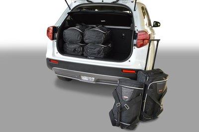 Kofferbak tassenset voor Suzuki Vitara IV SUV vanaf 2015 Carbags