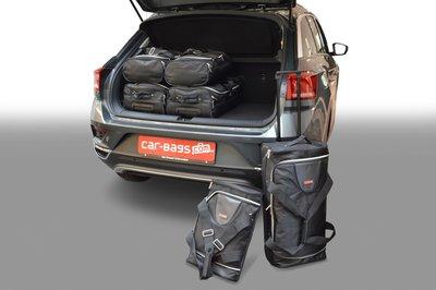 Kofferbak tassenset voor Volkswagen T-Roc (A1) 5 deurs vanaf 2017 Carbags