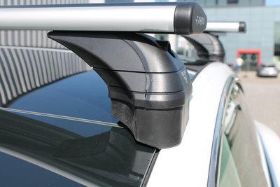 Dakdrager Tesla Model 3 perfecte pasvorm in aluminium