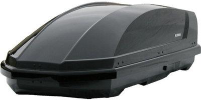 Dakkoffer 300 Liter hoogglans zwart slechts 109,95 euro