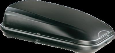PerfectFit Travelbox Dakkoffer 420 liter mat zwart