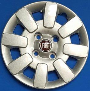 Wieldop/Wieldoppen geschikt voor Fiat Panda 2003 tot 2013 - 13 inch - FIA74813