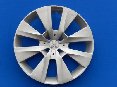 Wieldop/Wieldoppen geschikt voor Peugeot 208 vanaf 2012 - 15 inch - PEU80815