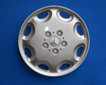 Wieldop/Wieldoppen geschikt voor Mercedes diverse modellen - 15 inch - MB21215