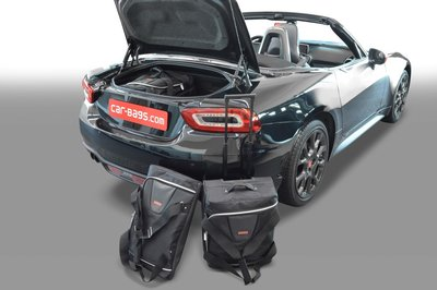 Kofferbak tassenset Fiat 124 Spider 2016-heden Carbags