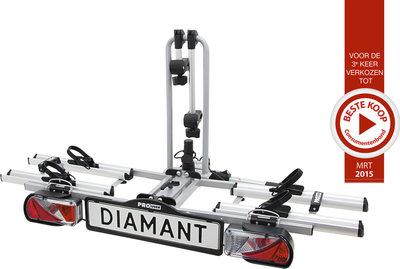 TIP! Fietsendrager Pro-User Diamant - Beste Koop
