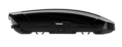 Dakkoffer Thule Motion XT L Black Glossy 450 Liter